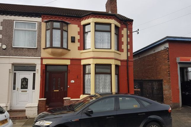 Thumbnail Terraced house for sale in Whinfield Road, Walton, Liverpool