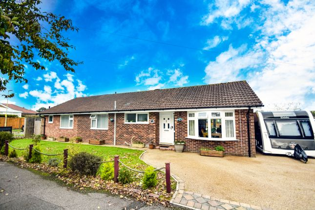 3 bed detached bungalow for sale in Hazleton Way, Waterlooville PO8
