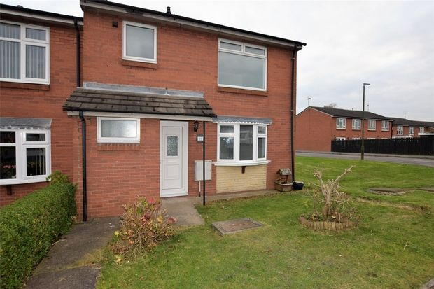 3 bed end terrace house to rent in Cookfield, Heage, Belper, Derbyshire