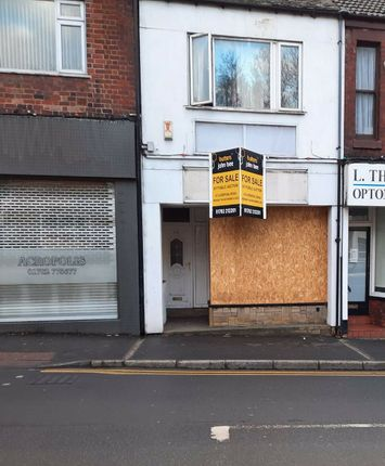 Thumbnail Commercial property for sale in Liverpool Road, Stoke-On-Trent, Staffordshire