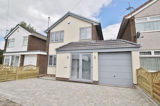Thumbnail Link-detached house for sale in Nursery Close, Widnes