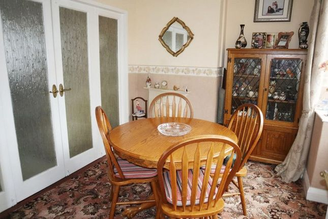 Dining Room of Highfield Drive, Blurton, Stoke-On-Trent, Staffordshire ST3