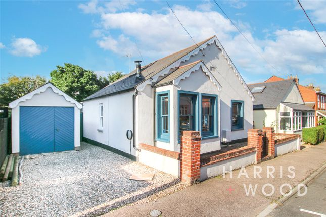 Thumbnail Detached house for sale in Regent Street, Rowhedge, Colchester