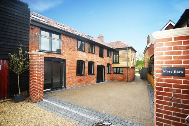 Thumbnail Barn conversion for sale in Market Hill, Diss, Norfolk