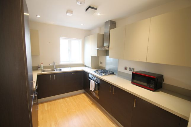 Thumbnail Terraced house to rent in New Mossford Way, Barkingside