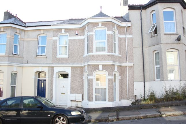 Thumbnail Flat for sale in May Terrace, Plymouth
