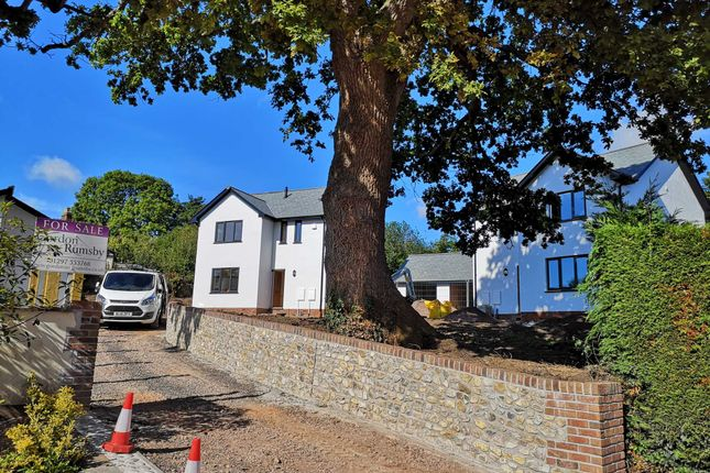 Thumbnail Detached house for sale in Govers Meadow, Colyton, Devon