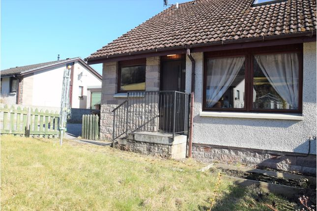Thumbnail Flat for sale in Balnafettack Crescent, Inverness