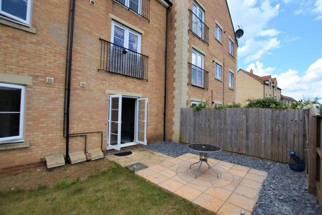 Thumbnail Flat for sale in Stud Road, Barleythorpe, Oakham