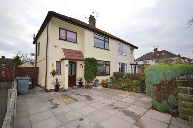 Thumbnail Semi-detached house for sale in Langdale Road, Bebington, Merseyside