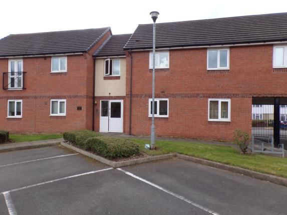 Rear View of Woodcroft Court, 27 Hawbush Road, Walsall WS3