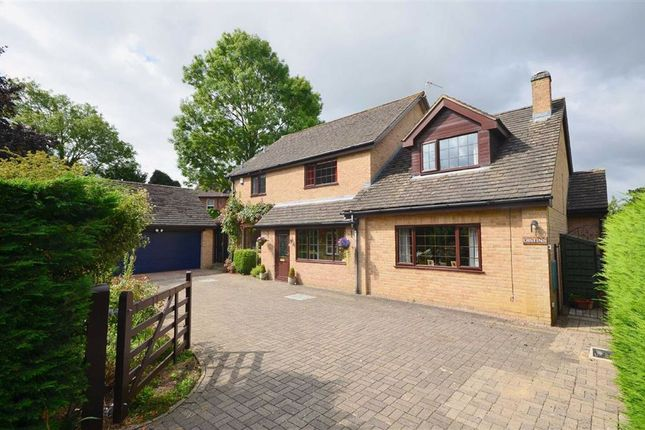 Thumbnail Detached house for sale in Station Road, Churchdown, Gloucester