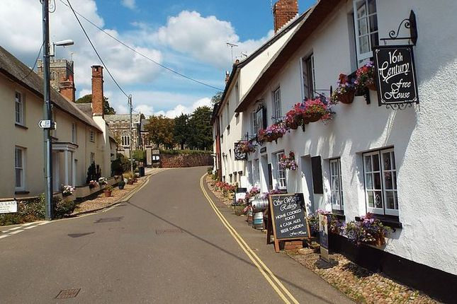 Thumbnail Pub/bar for sale in High Street, East Budleigh, Budleigh Salterton
