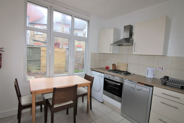 Thumbnail Terraced house to rent in Arnold Road, Tottenham