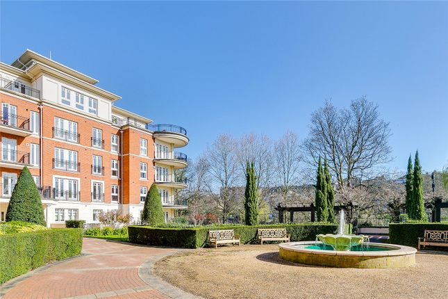 Thumbnail Flat for sale in Bevan Court, 31 Clevedon Road, Twickenham