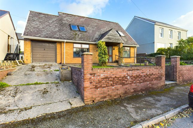Thumbnail Bungalow for sale in Greenland Road, Brynmawr, Gwent