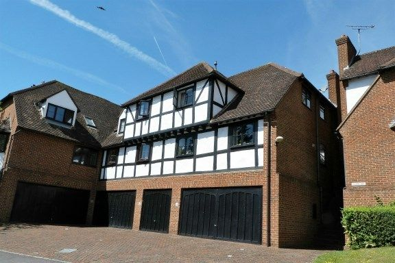 Thumbnail Flat for sale in Tudor Mill, Red Lion Way, Wooburn Green, High Wycombe
