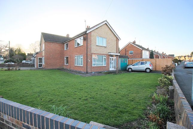 Thumbnail Property to rent in Forest Road, Loughborough