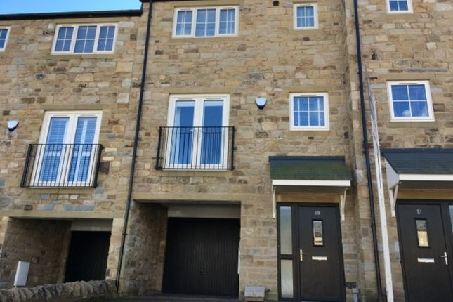 Thumbnail Terraced house to rent in Jacobs Lane, Haworth, Keighley