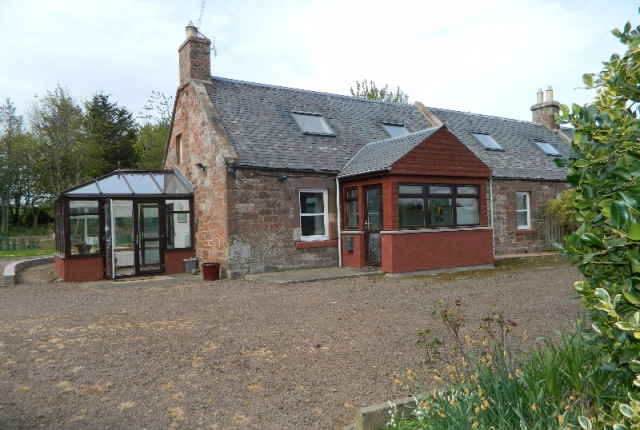 Thumbnail Semi-detached house to rent in Carfrae Cottages, Garvald, East Lothian, 4Lp