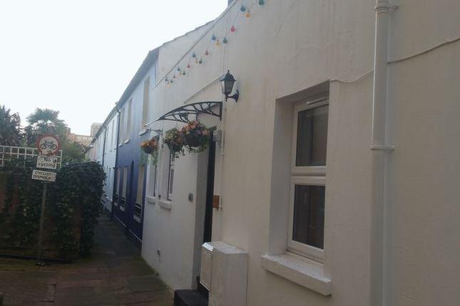 1 bed terraced house for sale in Trafalgar Terrace, Brighton