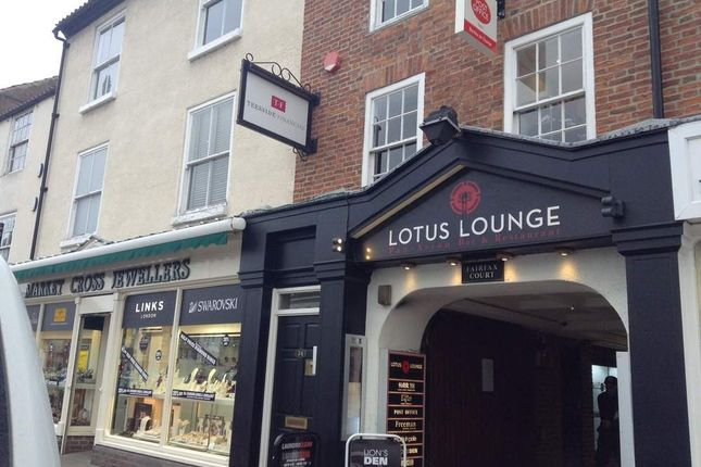 Office to let in 34 High Street, Second Floor Offices, Yarm