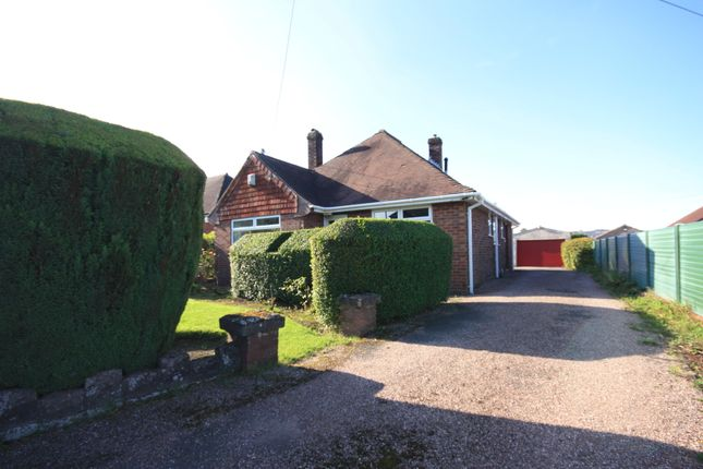 3 bed detached bungalow for sale in Mellor Street, Packmoor, Stoke-On-Trent ST7