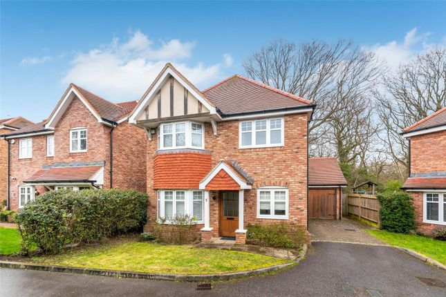 Thumbnail Detached house for sale in Roesel Place, Petts Wood, Orpington