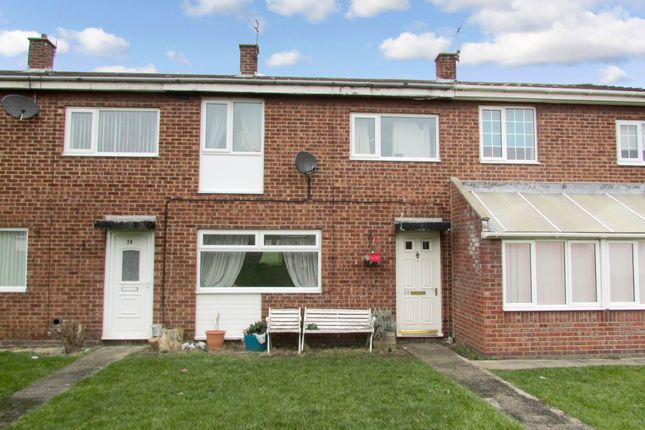 3 bed terraced house for sale in Briardale, Bedlington NE22