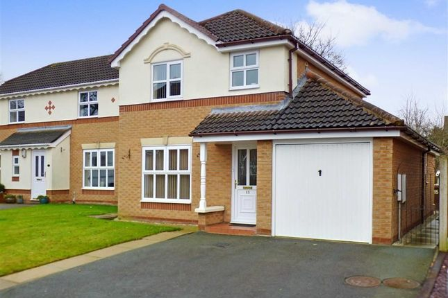 3 bed detached house for sale in Anvil Close, Wheelock, Sandbach