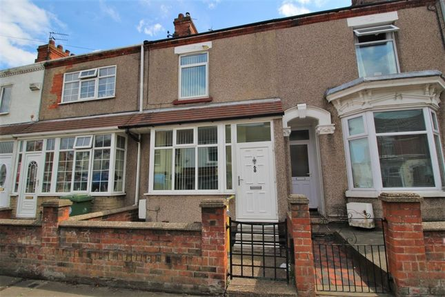 Thumbnail Terraced house to rent in College Street, Cleethorpes