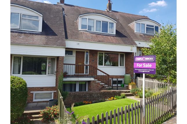 Thumbnail Terraced house for sale in Old Mill Drive, Storrington