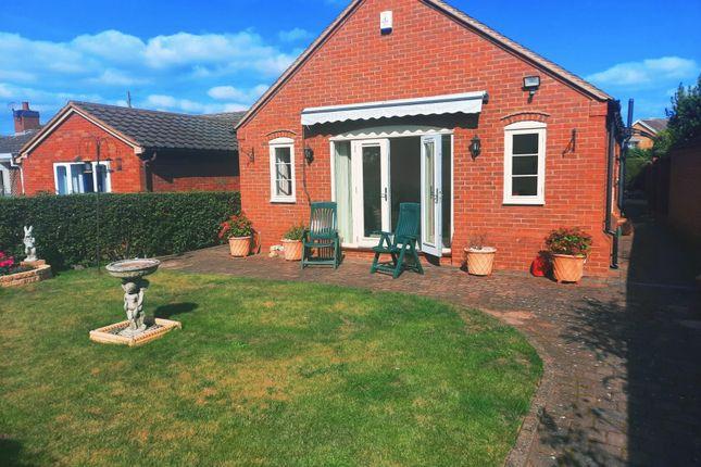 2 bed bungalow to rent in Main Street, Alrewas, Burton-On-Trent DE13