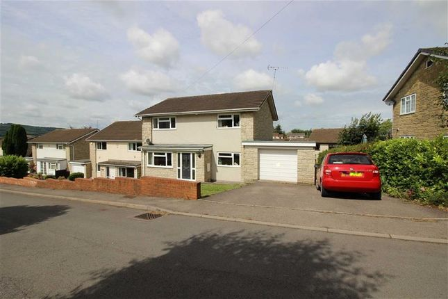 Thumbnail Detached house to rent in Duchess Road, Osbaston, Monmouth
