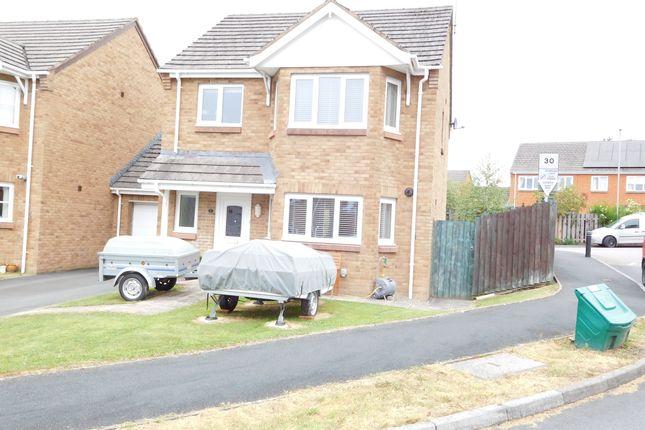 Thumbnail Link-detached house for sale in Tremont Park, Llandrindod Wells