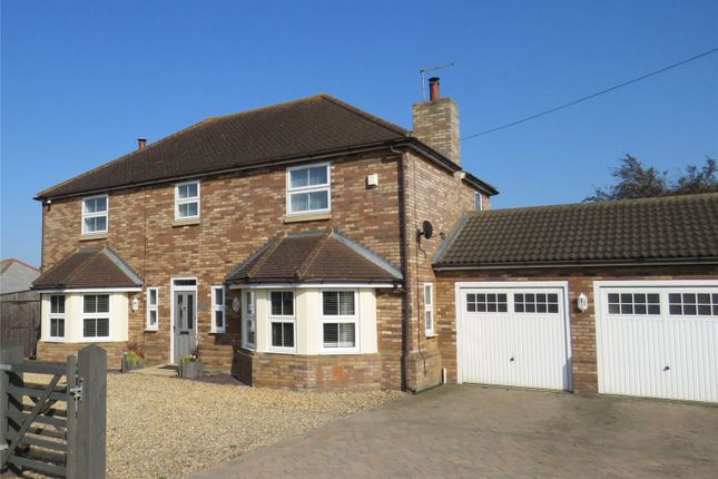 Thumbnail Detached house for sale in Ugg Mere Court Road, Ramsey Heights, Ramsey, Huntingdon