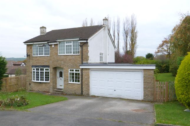 4 bed detached house for sale in The Rowans, Baildon