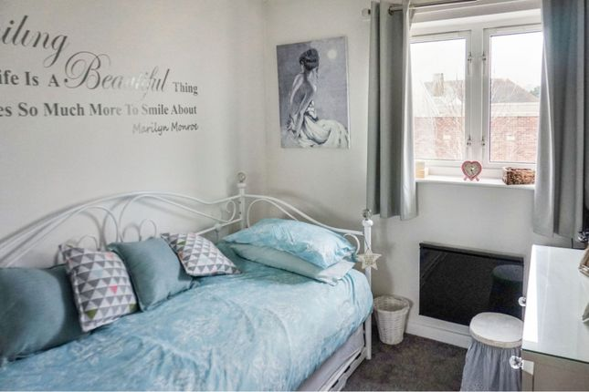Bedroom Two of Allwood Drive, Nottingham NG4