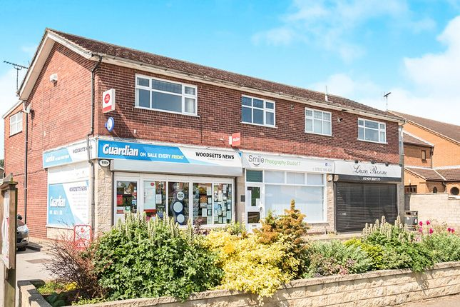Thumbnail Flat for sale in Worksop Road, Woodsetts, Worksop