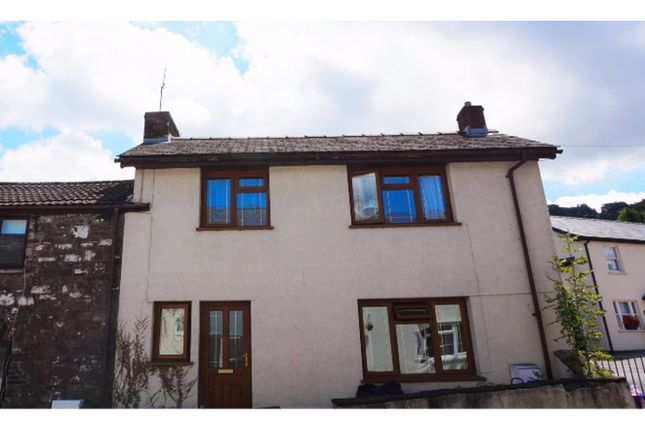 Thumbnail Terraced house for sale in Main Road, Abergavenny