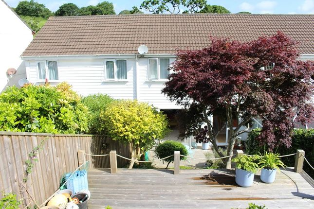 3 bed terraced house for sale in Packsaddle Close, Penryn