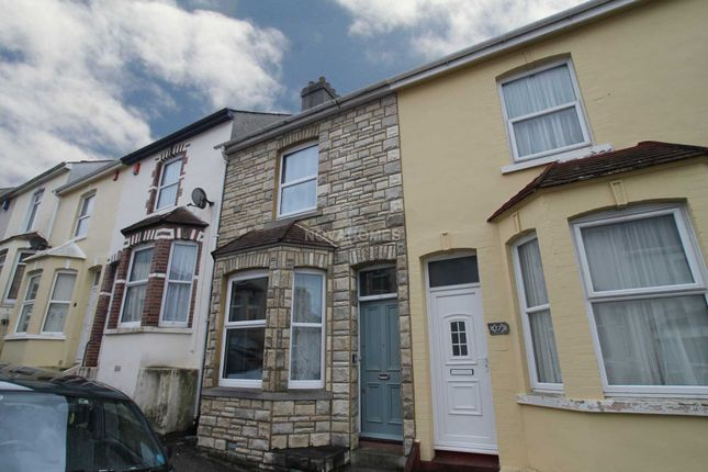 Thumbnail Terraced house for sale in Balmoral Avenue, Stoke
