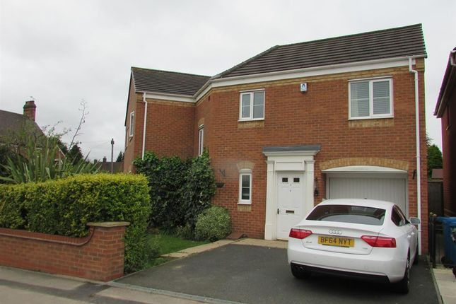 Thumbnail Semi-detached house to rent in School Walk, Tamworth, Staffordshire