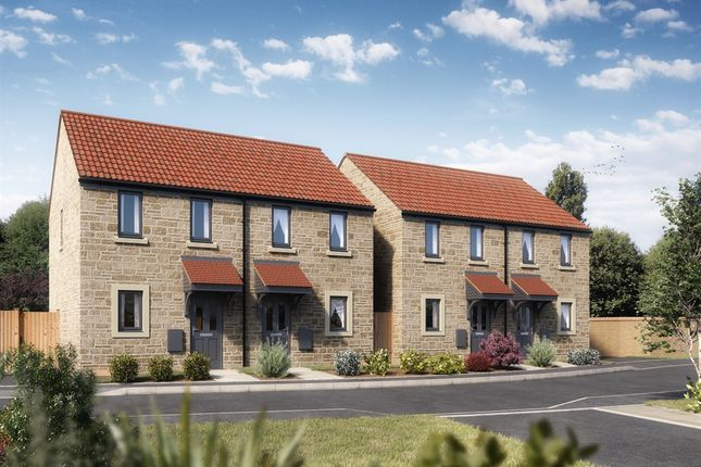 "Thumbnail Semi-detached house for sale in ""The Morden"" at Warminster Road, Frome"