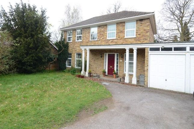 Thumbnail Detached house to rent in Avenue Road, Farnborough