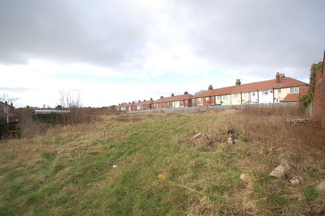 Thumbnail Land for sale in Cherry Tree Road North, Marton, Blackpool, Lancashire