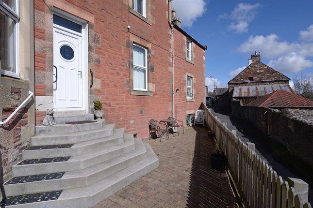 Thumbnail Semi-detached house for sale in Deanbank, Tweedside Road, Newtown St. Boswells, Melrose