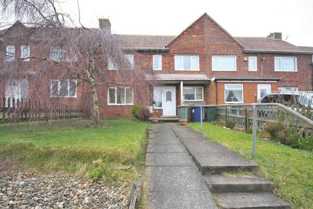 Thumbnail Terraced house for sale in Rosedale Crescent, Loftus, Saltburn-By-The-Sea