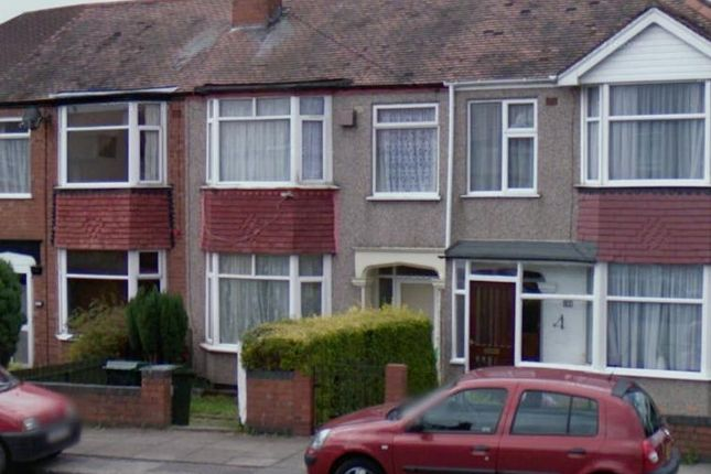 Thumbnail Terraced house to rent in The Mount, Cheylesmore, Coventry