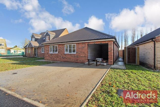 Thumbnail Detached bungalow for sale in Beach Road, Scratby, Great Yarmouth